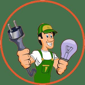 Картинки по запросу электрик на дом